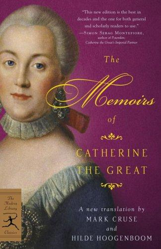 Download The memoirs of Catherine the Great
