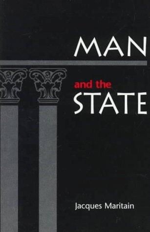 Download Man and the state