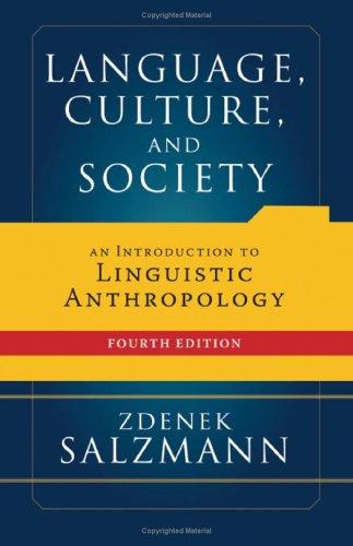 Download Language, Culture, And Society