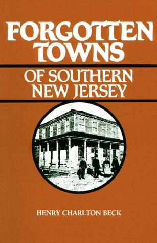 Download Forgotten towns of southern New Jersey