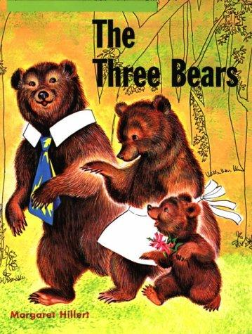Three Bears (Modern Curriculum Press Beginning to Read Series)