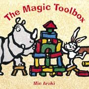 The Magic Toolbox cover