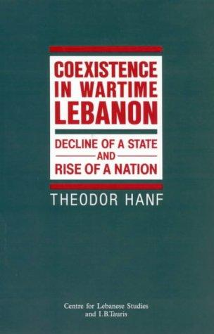 Download Co-Existence in Wartime Lebanon