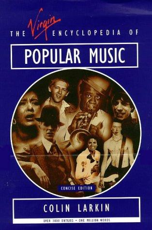The Virgin Encyclopedia of Popular Music