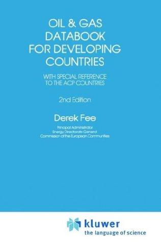 Download Oil and Gas Databook for Developing Countries