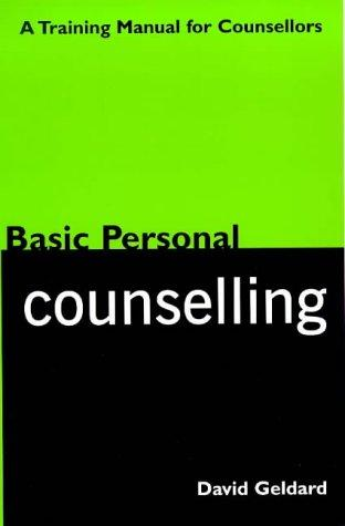 Download Basic Personal Counselling