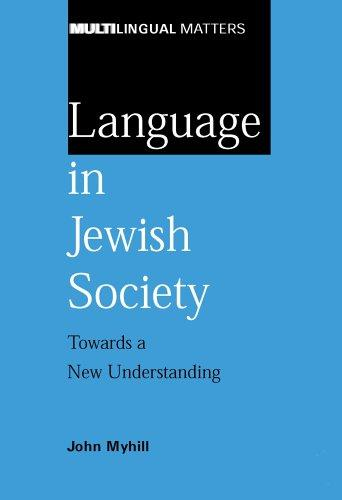 Download Language in Jewish Society