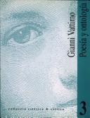 Download Poesia y ontología