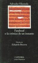 Farabeuf, o, La crónica de un instante