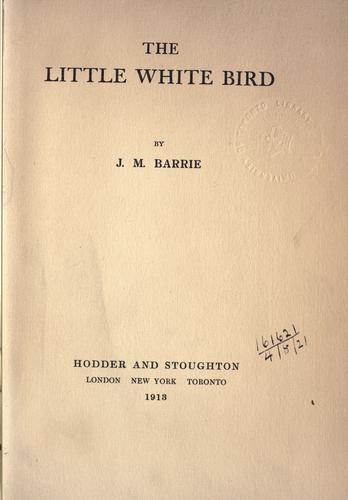 Download The little white bird.
