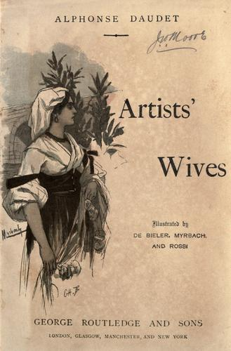 Artists' wives.
