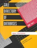 Gale Directory of Databases, 2004
