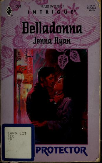 Cover of: Belladonna | Jenna Ryan
