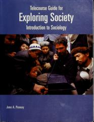 Cover of: Exploring Society Telecourse Guide | KORNBLUM