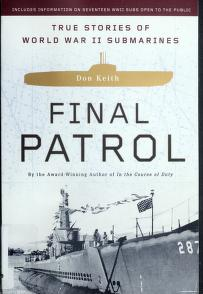 Cover of: Final patrol | Don Keith