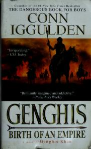 Cover of: Genghis | Conn Iggulden