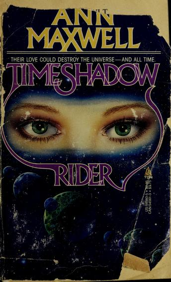 Cover of: Timeshadow Rider | Ann Maxwell