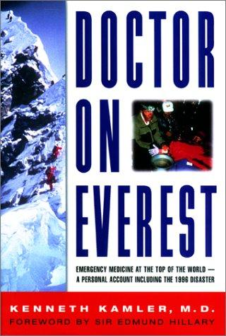Doctor on Everest by Kenneth Kamler