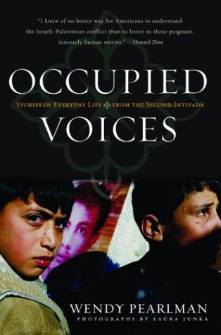 Occupied Voices by Wendy Pearlman