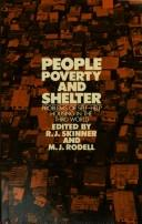 People, Poverty and Shelter by M. J. Rodell