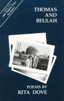 Thomas and Beulah by Rita Dove