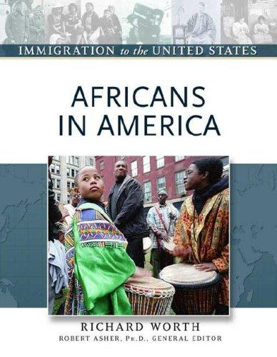 Africans in America by Richard Worth