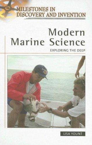 Modern marine science by