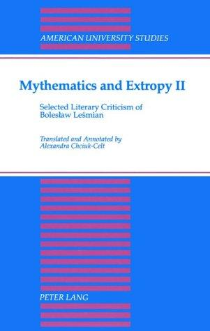 Mathematics and extropy by Bolesław Leśmian