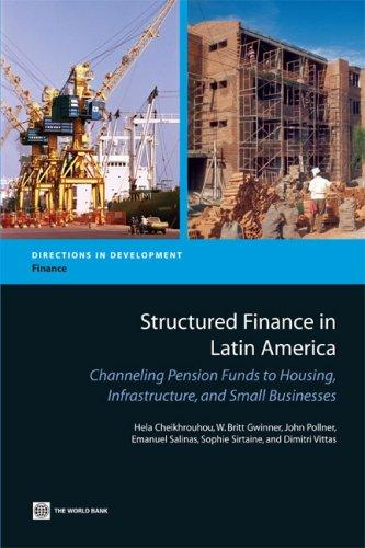 Structured finance in Latin America by