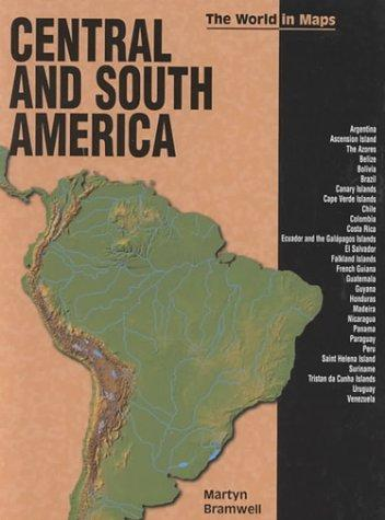 Central and South America by Martyn Bramwell