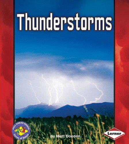 Thunderstorms (Pull Ahead Books)