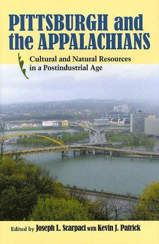 Pittsburgh and the Appalachians by