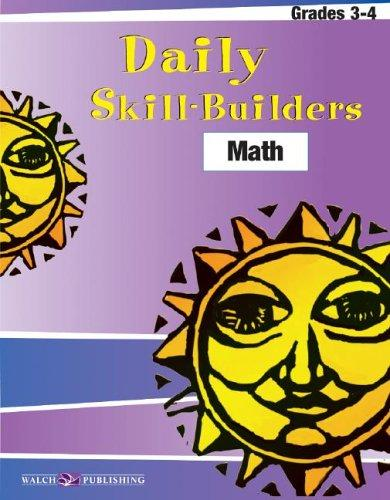 Daily Skill-builders For Math