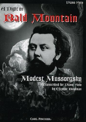 A Night On Bald Mountain - Piano Solo by Modest Mussorgsky