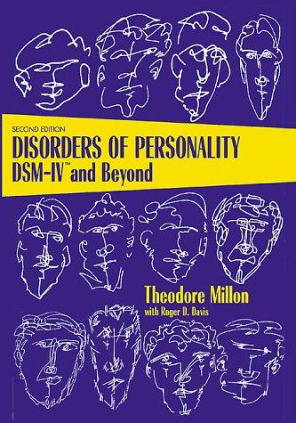 Disorders of Personality by Theodore Millon