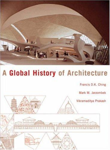 A global history of architecture by Frank Ching