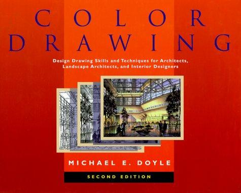 Color drawing by Michael E. Doyle