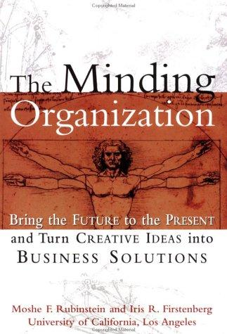 The minding organization by Moshe F. Rubinstein