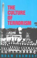The culture of terrorism by Noam Chomsky