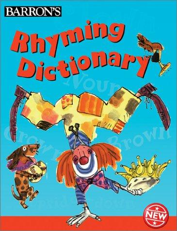 Rhyming dictionary by Sue Graves