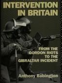 Military intervention in Britain
