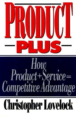 Product Plus by Christopher Lovelock