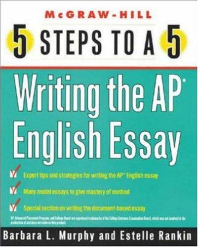5 Steps to a 5 on the AP by Barbara Murphy