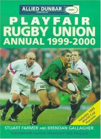 Playfair Rugby Union 1999-2000 by Gallagher