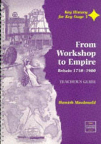 From Workshop to Empire by Hamish Macdonald