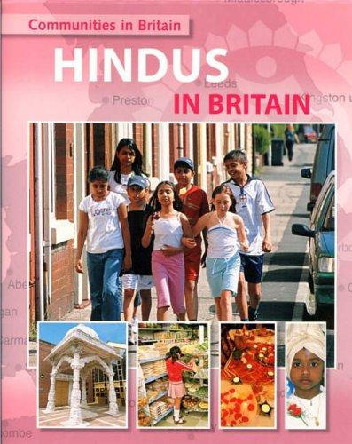 Hindus in Britain (Communities in Britain) by Fiona MacDonald