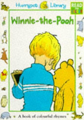 Winnie-the-Pooh Read and Colour (Hunnypot Library) by A. A. Milne