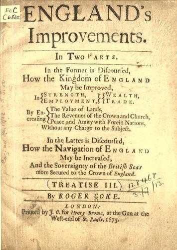 England's improvements