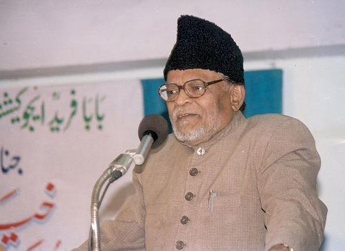 Photo of Nisar Ahmed Faruqi
