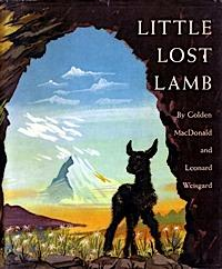 Little Lost Lamb by Margaret Wise Brown, Golden MacDonald